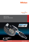 High-Accuracy Digimatic Micrometer