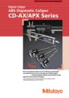ABS Digimatic Caliper CD-AX/APX Series