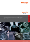 Special-purpose Micrometers and Calipers