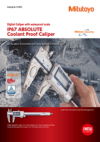 IP67 ABSOLUTE Coolant Proof Caliper