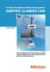 Surftest SJ-500/SV-2100