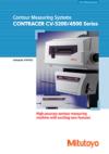 Contracer CV-3200/4500 series