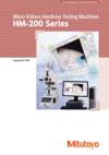 Micro Vickers Hardnesss Testing Machines HM-200