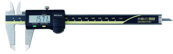 500-181-30 ABSOLUTE AOS Digimatic tolómérő 0-150 mm Sík mélységmérő